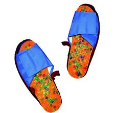 Lyapko Applicator Insole 5,0 Ag Pair Size 43-46 Massager Acupuncture + free book