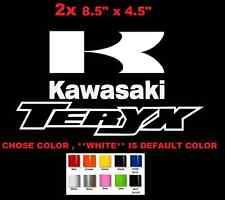 (#564) KAWASAKI TERYX 2 4 STICKER DECAL