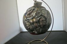 Slavic Treasures Elephant Ball New Animal Glass Christmas Ornament