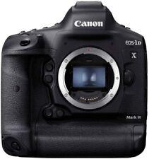 Canon EOS-1D X Mark III DSLR Camera 20.1 MP Full-Frame CMOS Image Sensor Black