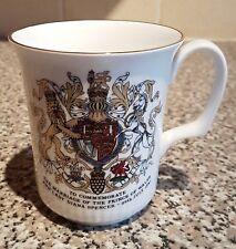 Princess Diana Wedding Royal Doulton Commemorative Mug