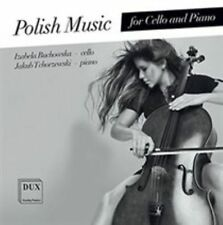 POLISH MUSIC FOR CELLO AND PIANO NEW CD