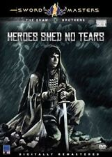 HEROES SHED NO TEARS(SHAW BROTHERS COLLECTION) DIGITALLY REMATERED DVD
