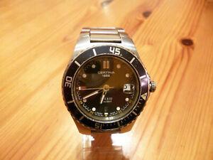 CERTINA Typ X02 Herren Armbanduhr F06 111