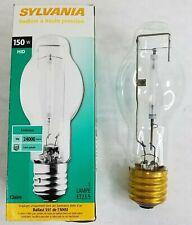 NEW Sylvania High Pressure Sodium 150 w HID Bulb Clear - Free Shipping