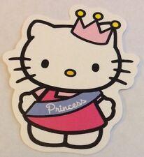 Pegatina/sticker/autocollant/ Adesivo /Etiket/ Aufkleber: Hello Kitty / Princess