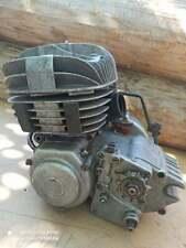 cz 125 516 engen motor / Vintage Dirtbike Motocross AHRMA