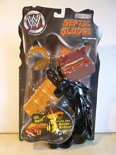 WWE Wrestling Figures Septic Sludge Accessory Pack Gooey Garbage Jakks 2002