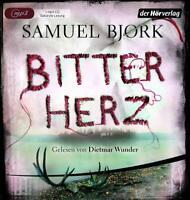 BITTERHERZ - WUNDER,DIETMAR   MP3 CD NEW