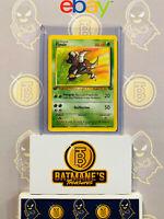 Pinsir 25/64 1st Edition NM Near Mint Jungle Set Non-Holo Pokemon Card