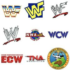 WWF WWE WCW ECW TNA SMW Episode Collection - TV, PPV, Specials, Extras 1984-2010