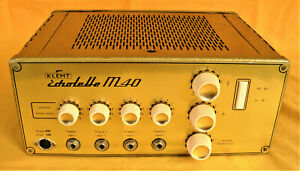 GuitarTube Amplifier ECHOLETTE M40