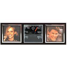 Vergiss mein nicht Bilderrahmen Thermometer 1973 Fotorahmen Magnet HR Art. 12228