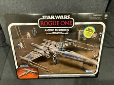 Star Wars TVC Vintage Collection Antoc Merrick's X-Wing Fighter Vehicle ONLY