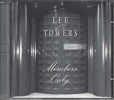 Lee Towers ‎– Members Only     cd
