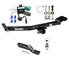 "Trailer Tow Hitch For 00-07 Toyota Land Cruiser Lexus LX470 Pkg Wiring & 2"" Ball"