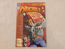 Crucible #1 Impact 1993 Nm High Grade