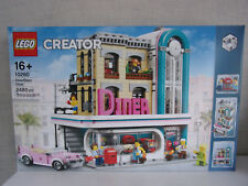 Lego Creator restaurante del centro