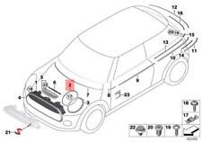 Genuine BMW Trim Ring Headlight Left MINI Cooper Jcw One F55 F56 51137300631