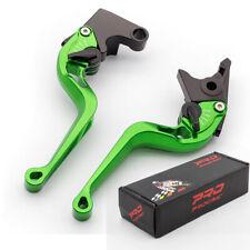 3D Short Camber Brake Clutch Lever For Kawasaki ZX6R/ZX636R/ZX6RR Ninja250R 650R