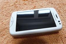 Sony Ericsson txt Pro * 3 Zoll Slider Smartphone * QWERTZ Tastatur * Weiss Lady