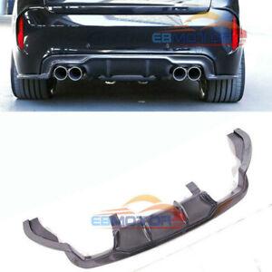 For BMW F85 X5M F86 X6M 2015UP High Quality Real Carbon Fiber Rear lip Diffuser
