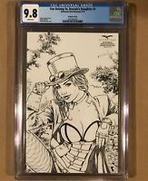 RARE: VAN HELSING VS DRACULA DAUGHTER #1 - SUBSCRIPTION EXCLUSIVE - ONLY CGC 9.8