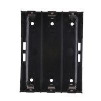 Plastikbatterie Etui Halter Box für 18650 wiederaufladbare Batterie 3.7V ZP BCDE