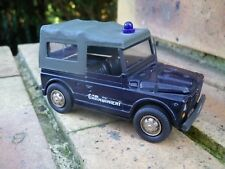 OLD CARS FIAT CAMPAGNOLA CARABINIERI 1/43 très bon état, sans boite, voir photo