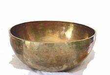 Große Klangschale Fußschale Klangbad Meditation Singing Bowl HÖRPROBE 5540g MB2