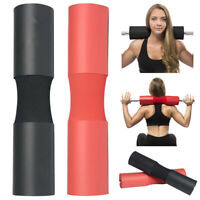Foam Padded Barbell Bar Cover Pad Weight Lifting Shoulder Back Support ProteZY