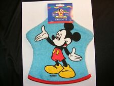 Disney Mickey Mouse Washmitt