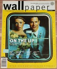 JANUARY/FEBRUARY 2001 WALLPAPER MAGAZINE THE ALPINE ISSUE