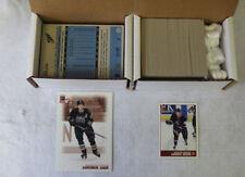 2003-04 Pacific Exhibit Hockey Blue Backs Variations Set (1-200)