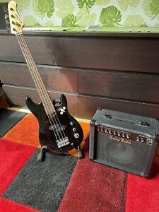 Harley Benton Bass + Verstärker