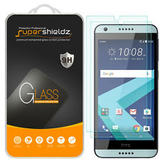 2x Supershieldz Tempered Glass Screen Protector Saver For HTC Desire 550