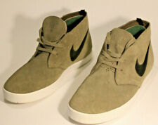 NEW Nike SB Hybred Boot Matte Olive/Black Men`s US Size 9 Skate Shoes