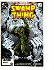 Swamp Thing # 51 Vf/Nm Dc Comic Book Alan Moore Rick Veitch Alfredo Alcala Rm3