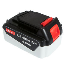 For BLACK+DECKER LB2X4020-OPE 4.0 Ah Lithium Battery Pack 20-volt Black & Decker