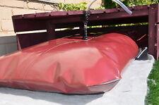 Under deck or house Rain Water Tank 3600L(1300Wx8000L)mm - RWP 1.3x8.0