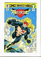 Comics' Greatest World : Rebel. Week 1 . Dark Horse 1993 -  VF