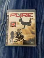 Pure Sony PlayStation 3 PS3 Complete W/ Manual Authentic