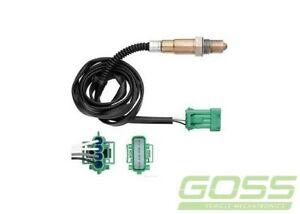 GOSS Oxygen Lambda Sensor-GES251 for Peugeot 307 2001-2008 Petrol Hatchback