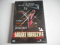 DVD NEUF -BASKET FREESTYLE / LE TOUR DU MONDE DES PLUS GRANDS BASKETTE