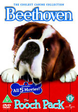 Beethoven The Pooch Pack 5050582427271 DVD Region 2