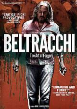BELTRACCHI: The Art of Forgery DVD 2014 WOLFGANG KimStim
