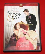 THE PRINCE AND ME (DVD, 2004 Full Frame Special Collectors Edition) JULIA STILES