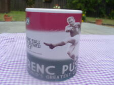 Ferenc Puskas Nat Football Museum Advert tribute mug 11oz original (brand new)