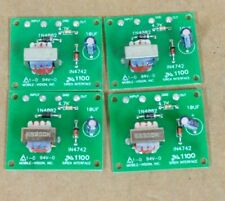 Mobile Vision Siren Interface Modules Total 4