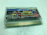 Wonderswan WSC Import japan game SAINT SEIYA Ogon Densetsuhen Bandai wonder